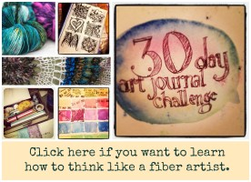 ecourse for fiber artist- 30dayajc