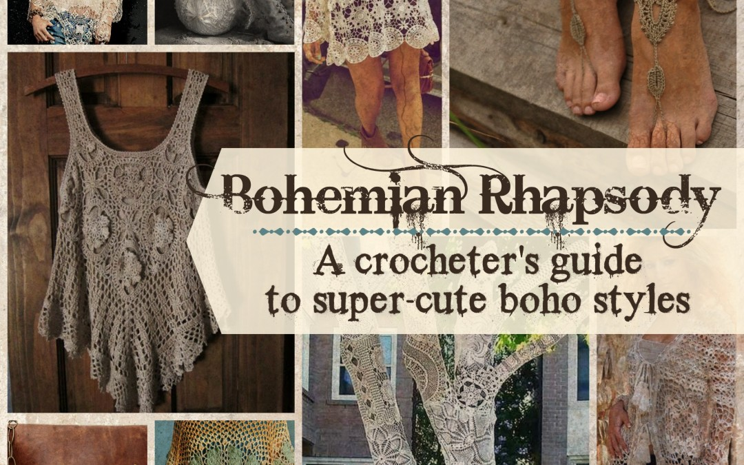 Bohemian Rhapsody: A guide to boho crochet patterns