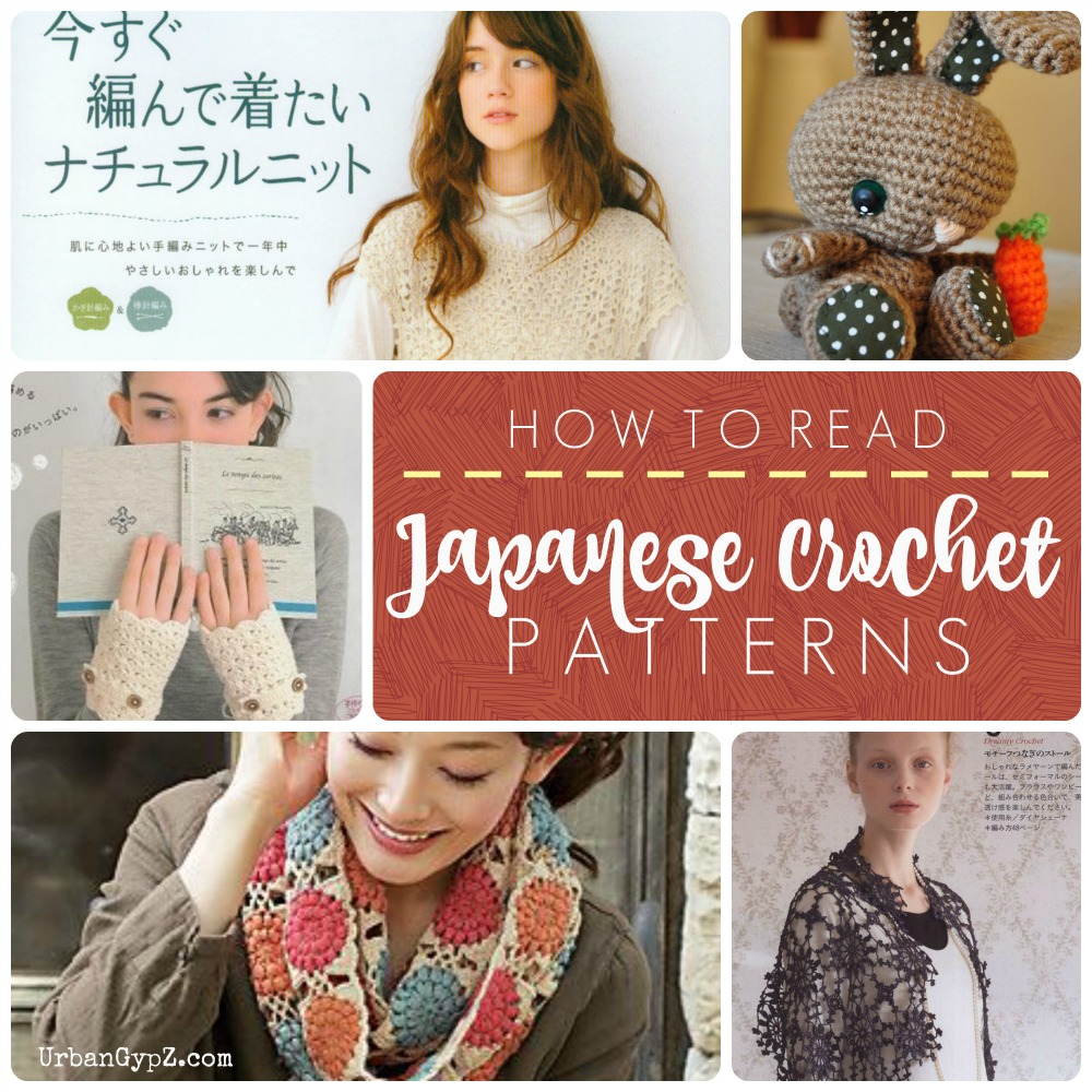 How To Read Crochet Patterns : ... boho crochet patterns are actually Japanese crochet patterns? Yep