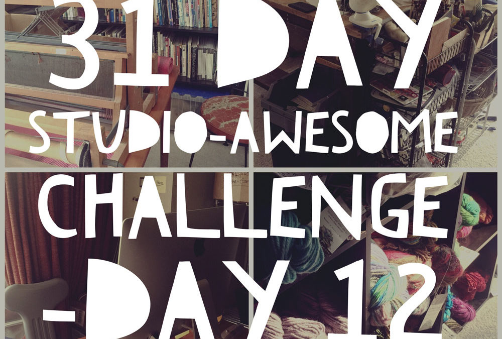 Studio Awesome Challenge Day 12 : Out of the frying pan into the fire