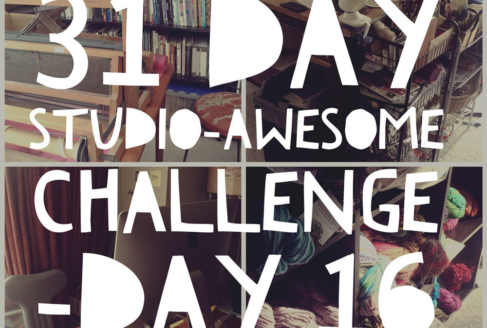 Studio Awesome Challenge Day 16: Go to Your Room!!!!
