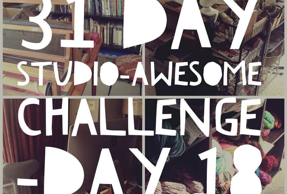 Studio Awesome Challenge Day 18: No Excuses