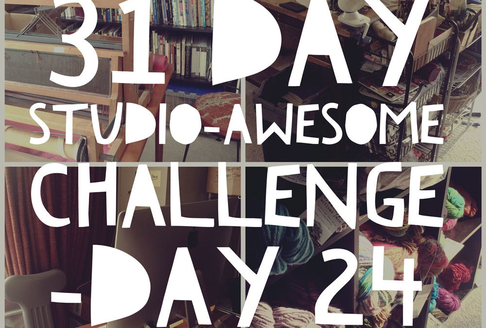 Studio Awesome Challenge Day 24: WIPs I am on the fence about