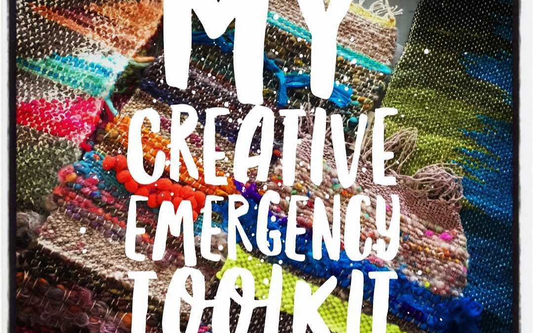 My Creative Emergency Toolkit