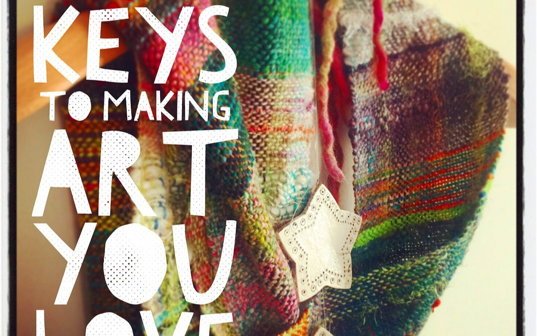 The 5 Keys to Making Art You Love