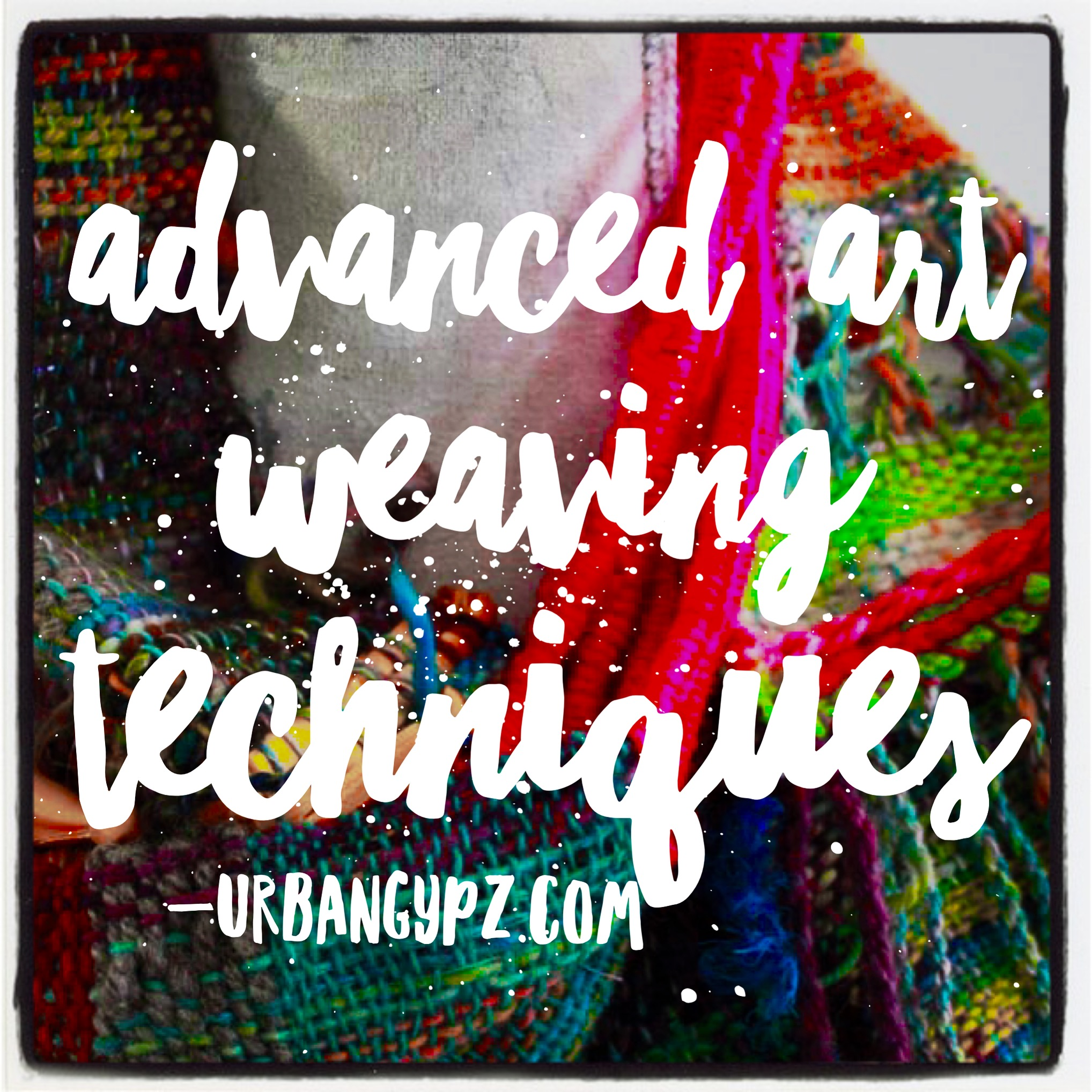 Advanced Art Weaving Techniques